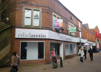 Thumbnail Retail premises to let in 9-11 Low Street, Sutton In Ashfield, Nottinghamshire