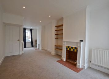 Thumbnail 3 bedroom terraced house to rent in Rushett Road, Thames Ditton