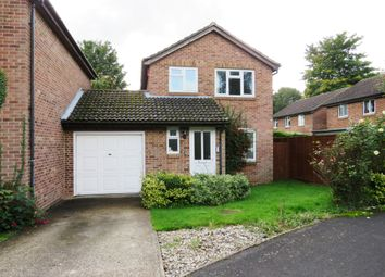 Thumbnail 3 bed link-detached house for sale in Pine Close, South Wonston, Winchester