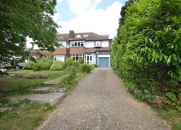 Thumbnail 6 bed semi-detached house for sale in Wise Lane, London