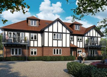 Thumbnail 3 bed flat for sale in Bickley Park Road, Bickley, Bromley
