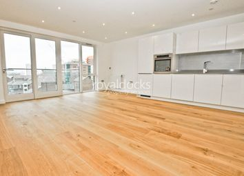 Thumbnail 2 bed flat to rent in Waterford Court, 7 Turnberry Quay, London