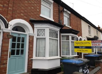 Thumbnail 2 bedroom property to rent in Spring Street, Rugby