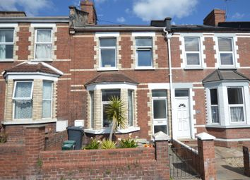 Thumbnail 2 bed terraced house for sale in Pinhoe Road, Exeter