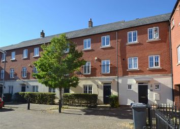 Thumbnail 4 bed town house for sale in Banks Court, Eynesbury, St Neots, Cambridgeshire