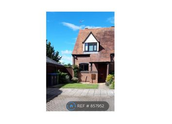 Thumbnail 2 bed end terrace house to rent in Atcheson Close, Studley