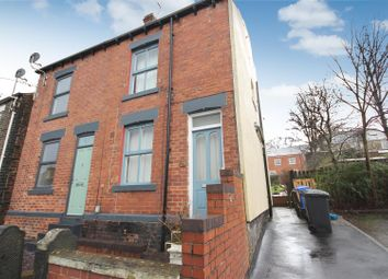 Thumbnail 3 bed end terrace house to rent in Duncombe Street, Walkley, Sheffield