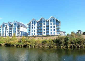 Thumbnail 1 bed flat for sale in Prince Apartments, Pentrechywth, Swansea