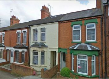 Thumbnail 3 bedroom terraced house to rent in Anson Road, Wolverton, Milton Keynes