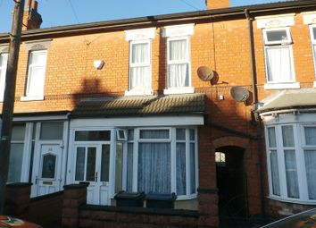 Thumbnail 3 bedroom terraced house for sale in Formans Road, Sparkhill, Birmingham