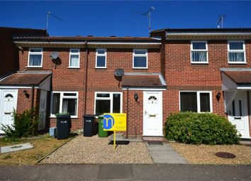 Thumbnail 2 bedroom terraced house to rent in Garwood Close, King's Lynn