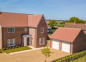 Thumbnail 4 bed detached house for sale in The Pines, Street Farm Close, Tunstall, Woodbridge, Suffolk