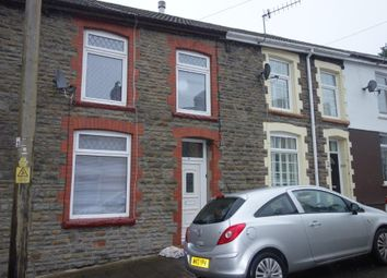 Thumbnail 3 bed terraced house for sale in 11 Danywern Terrace, Ystrad