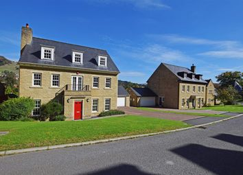 Thumbnail 6 bed detached house for sale in Fern Valley Chase, Todmorden