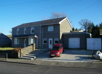 Thumbnail 4 bed detached house for sale in Park Street, Lower Brynamman, Ammanford