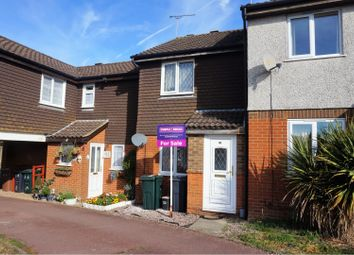 Thumbnail 2 bed terraced house for sale in Essella Park, Ashford