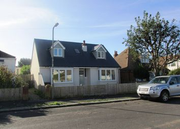Thumbnail 4 bed detached bungalow for sale in Raynes Road, Lee-On-The-Solent