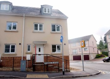 Thumbnail 3 bed town house for sale in Ffordd Yr Afon, Gorseinon, Swansea