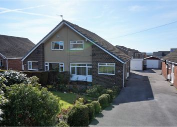 Thumbnail 3 bed semi-detached bungalow for sale in White Lee Road, Batley