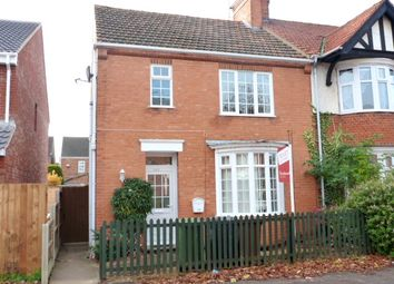 Thumbnail 3 bedroom semi-detached house for sale in Alexandra Road, New England, Peterborough