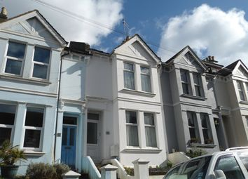 Thumbnail 6 bed terraced house for sale in Brading Road, Brighton
