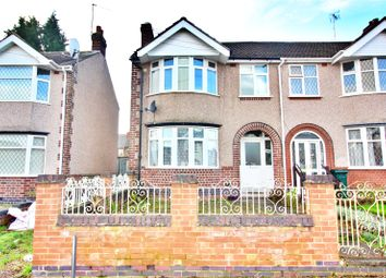 3 bed end terrace house for sale in Druid Road, Stoke, Coventry CV2