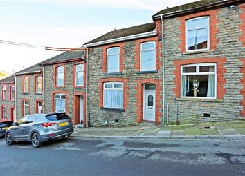 3 bed terraced house for sale in Quarry Road, Maesycoed, Pontypridd CF37