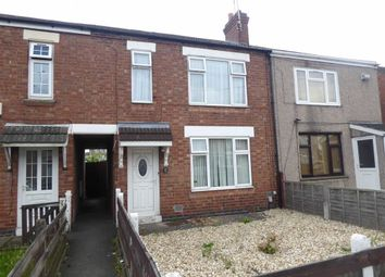 Thumbnail 2 bedroom terraced house for sale in Whitmore Park Road, Coventry