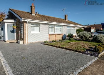 Thumbnail 2 bed semi-detached house for sale in Marshall Crescent, Broadstairs, Kent