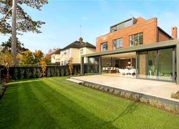 Thumbnail 6 bed detached house for sale in Lindisfarne Road, Wimbledon