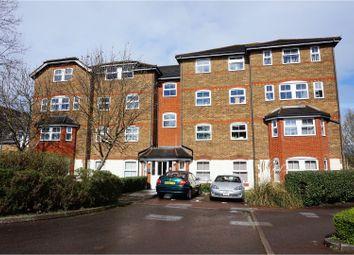 Thumbnail 2 bed flat for sale in Wingate Court, Aldershot