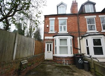 Thumbnail 4 bed end terrace house to rent in Lower Road, Beeston, Nottingham