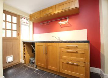 Thumbnail 2 bedroom terraced house to rent in Eyebury Road, Eye, Peterborough