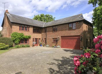 Thumbnail 5 bed detached house for sale in Renfrew Road, Coombe Hill