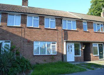 Thumbnail 3 bed terraced house to rent in Rutland Close, Canterbury, Near Christ Church University