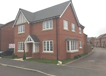 Thumbnail 4 bed detached house for sale in Old Farm Lane, Newbold Verdon, Leicester