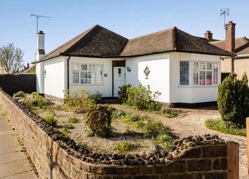 Thumbnail 3 bedroom bungalow for sale in Poynings Avenue, Southend-On-Sea