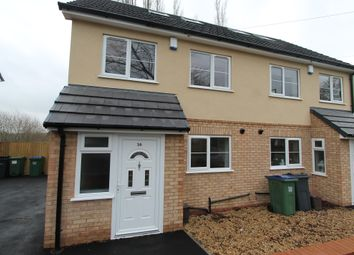 Thumbnail 3 bed semi-detached house to rent in Tanhouse Avenue, Great Barr