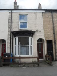 Thumbnail 3 bed terraced house to rent in Grafton Street, Hull