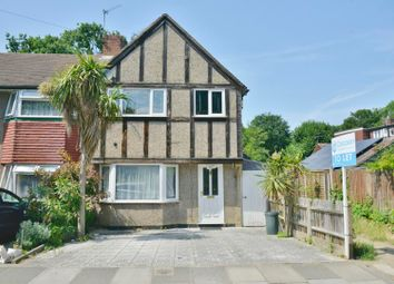 3 bed end terrace house to rent in Fulwell Park Avenue, Twickenham TW2