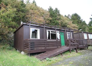 Thumbnail 3 bed mobile/park home for sale in Plas Panteidal, Aberdovey Gwynedd