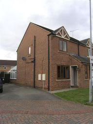 Thumbnail 2 bedroom semi-detached house to rent in Ivy House Court, Scunthorpe