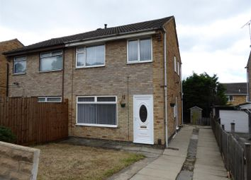 Thumbnail 3 bed semi-detached house to rent in Ashbourne Way, Bradford