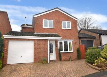 3 bed detached house for sale in Oakwood Rise, Exmouth, Devon EX8