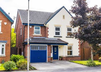 Thumbnail 4 bed detached house for sale in Drummond Way, Leigh, Lancashire