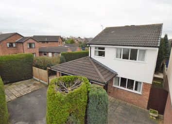 Thumbnail 3 bed detached house for sale in Primrose Close, Huntington, Chester