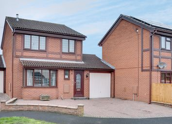 Thumbnail 3 bed link-detached house for sale in Moorfield Drive, Bromsgrove