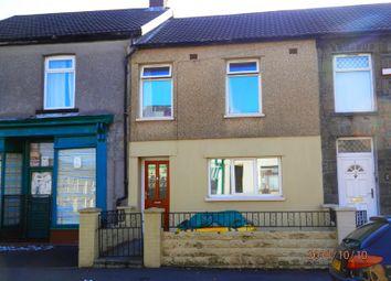 Thumbnail 3 bed terraced house for sale in Tyisaf Road, Gelli, Rhondda Cynon Taff.