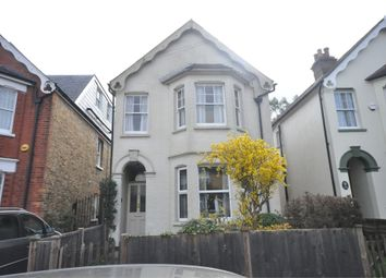 Thumbnail 3 bed detached house for sale in Kings Road, Walton-On-Thames, Surrey