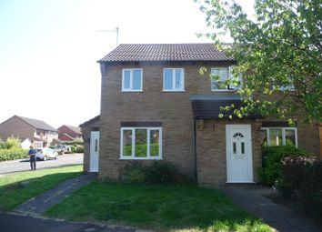 Thumbnail 2 bed property to rent in Weggs Farm Road, New Duston, Northampton